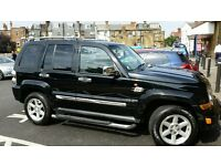 JEEP CHEROKEE LIMITED EDITION 2.8 DIESEL 2005