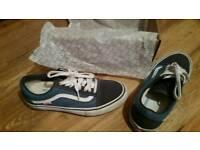 Vans shoes mens size 8