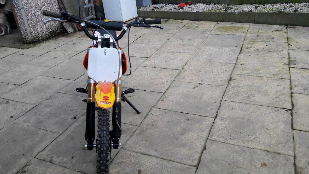 80cc pitbike for sale | in Sheffield, South Yorkshire | Gumtree