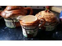 Devon coll pottery
