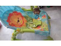 Fisher Price bouncer /chair