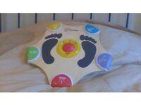 Kid Active! wobble deck musical balance board