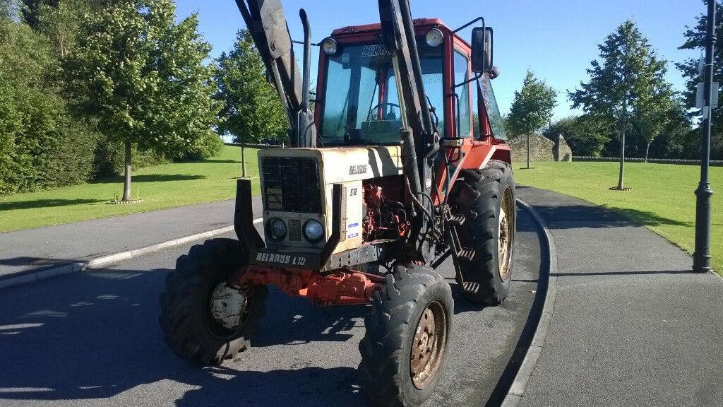 1990 belarus 572 tractor in cramlington northumberland gumtree