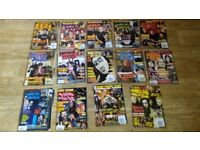 14 x metal edge rock magazines marilyn manson pantera bon jovi - 1998 - 2001