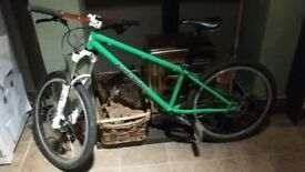 Dialled Holeshot 4X / DJ bike