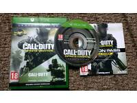 *As New* Call of Duty Infinite Warfare Legacy Edition Xbox One