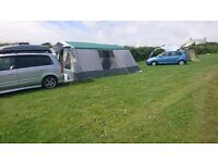 FRAME TENT+ TRAILER+EQUIPMENT CAMPING