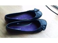 Black size 9 shoes
