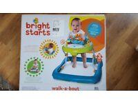 Baby walker brand new in unoppend box