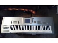Korg Trinity Plus - Synthesizer keyboard Workstation (with Prophecy Solo Board installed)