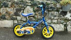 12 inch bicycle