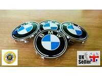 BMW CENTRE CAPS 68MM