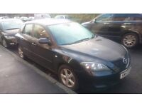 Clean Mazda3ts for sale 13 months MOT