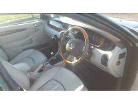 Jaguar x type 2.0D turbo, Sat Nav, IMMACULATE, Long MOT, Hpi clear