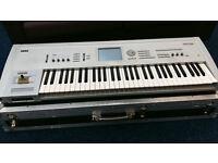 Korg Triton Keyboard 61 Key Keyboard in Custom Flight-case