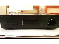 Cambridge Audio Azur 851A Intergrated Amplifier Black Amp Class XD Naim Marantz £699