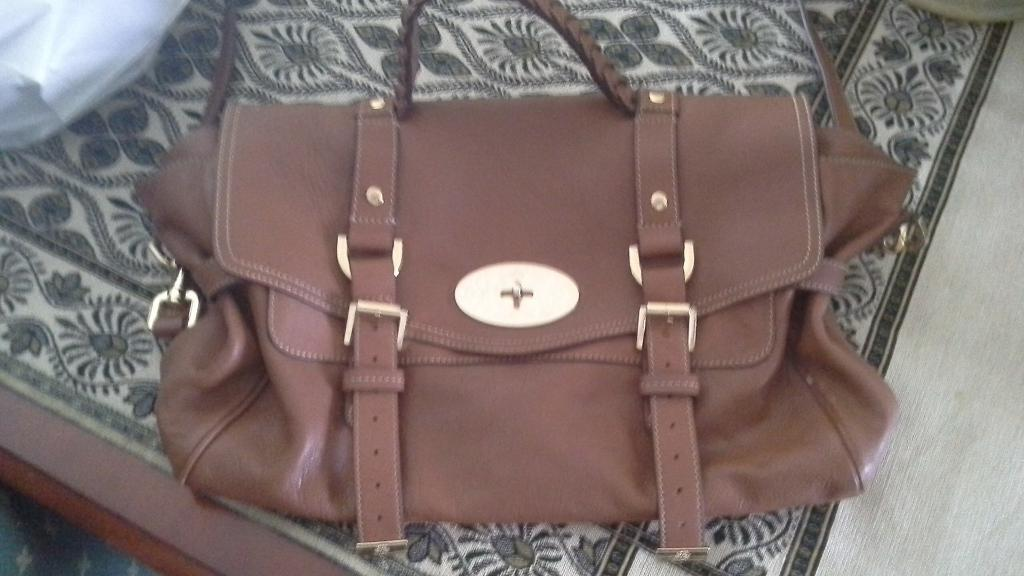... best price mulberry bag excellent condition 100 authentic serial number  565321 59707 0112e c07b40c3ae42e