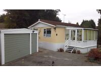 Residential 2bed Mobile Home . Weston on trent Derby