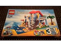 LEGO CREATOR Model 7346. 3 in 1 SEASIDE HOUSE