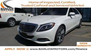 2015 Mercedes-Benz S-Class S550 4MATIC LWB **Bitcoin Accepted**