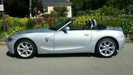 BMW Z4 2.2 2004 83k heated seats cruise