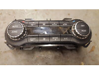 Mercedes aircondition switch/controller