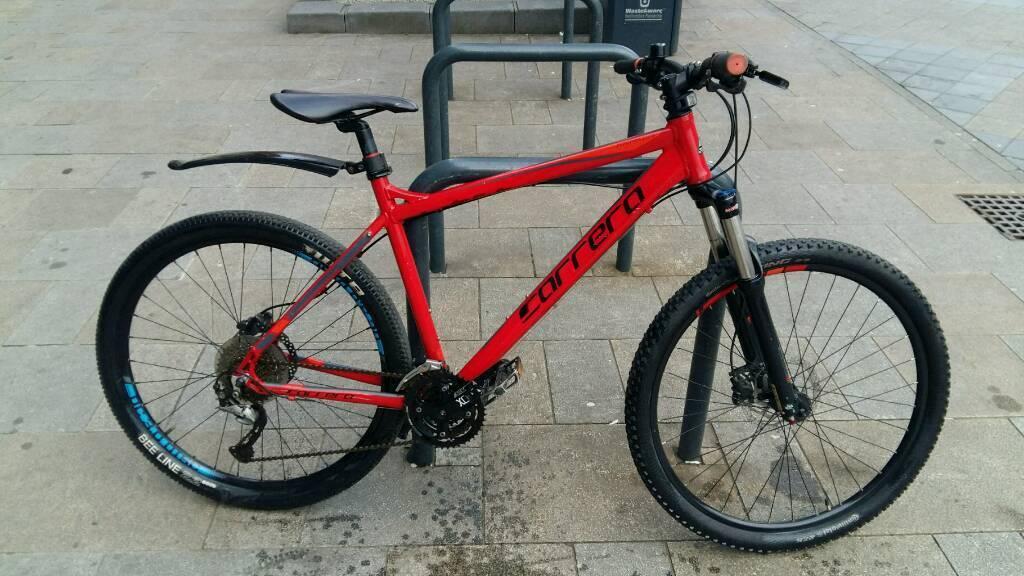 070b0cda56c Carrera kraken 27.5 mountain bike m /l 18inch frame size £195.. | in ...