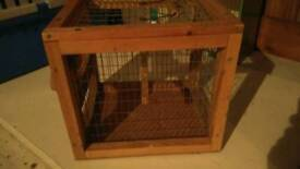 Canary/Finch travel cages