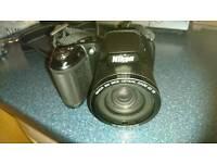 Nikon coolpix L330 20.2mp 26x optical zoom