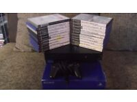 Boxed Ps2 + 20 games