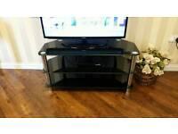Tv Glass Corner Stand