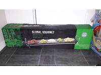 Global gourmet dining grill