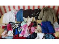 Large bundle of kids clothes