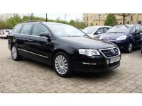 2010 VW Passat 2.0 TDI BlueMotion Tech Highline Plus with SERVICE HISTORY+NEW CAMBELT and WATER PUMP