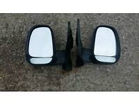 Ford transit wing mirrors 2