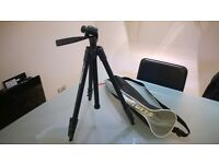 Manfrotto 718SHB Tripod- Excellent Condition, as new.
