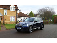 2010 60 BMW X5 3.0 XDRIVE40D SE 5d AUTO*£8475 OPT EXTRAS*PART EX WELCOME*FINANCE AVAILABLE*WARRANTY*