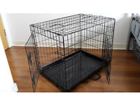 Dog/Cat Cage - Medium Size - Double Door