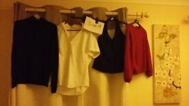 Clothes sizes 16, 18, 20 & 22