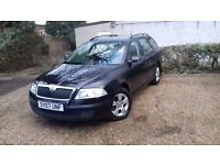 Skoda Octavia Estate TDI 2007