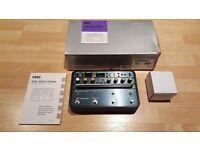 Korg SDD 3000 digital delay pedal.