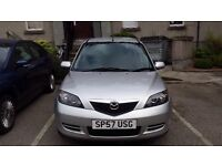 MAZDA 2 ANTARES LOW MILAGE FOR SALE