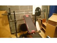 Home Gym/Personal Training Equipment