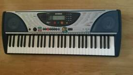 Yamaha Touch Response Piano Keyboard (Good Working order )