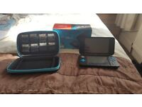 nintendo 2DS Xl and games