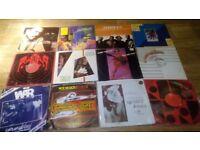 "200 x 12"" vinyl soul , boogie, disco , jazz funk ,dance"