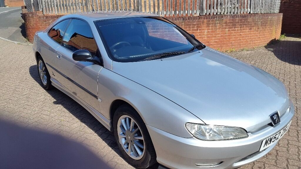 2003 peugeot 406 coupe limited edition 2 2 hdi in exeter devon gumtree. Black Bedroom Furniture Sets. Home Design Ideas