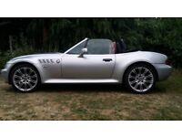 BMW Z3 Roadster in fantastic condition.