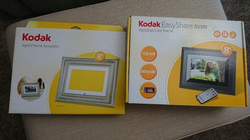 Kodak Easyshare P730 Digital Picture Frame Page 2 Frame Design
