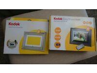 Kodak easy share SV811 digital picture frame